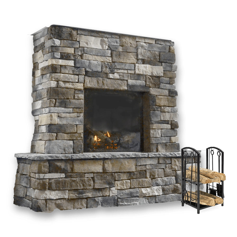 fireplace supply store