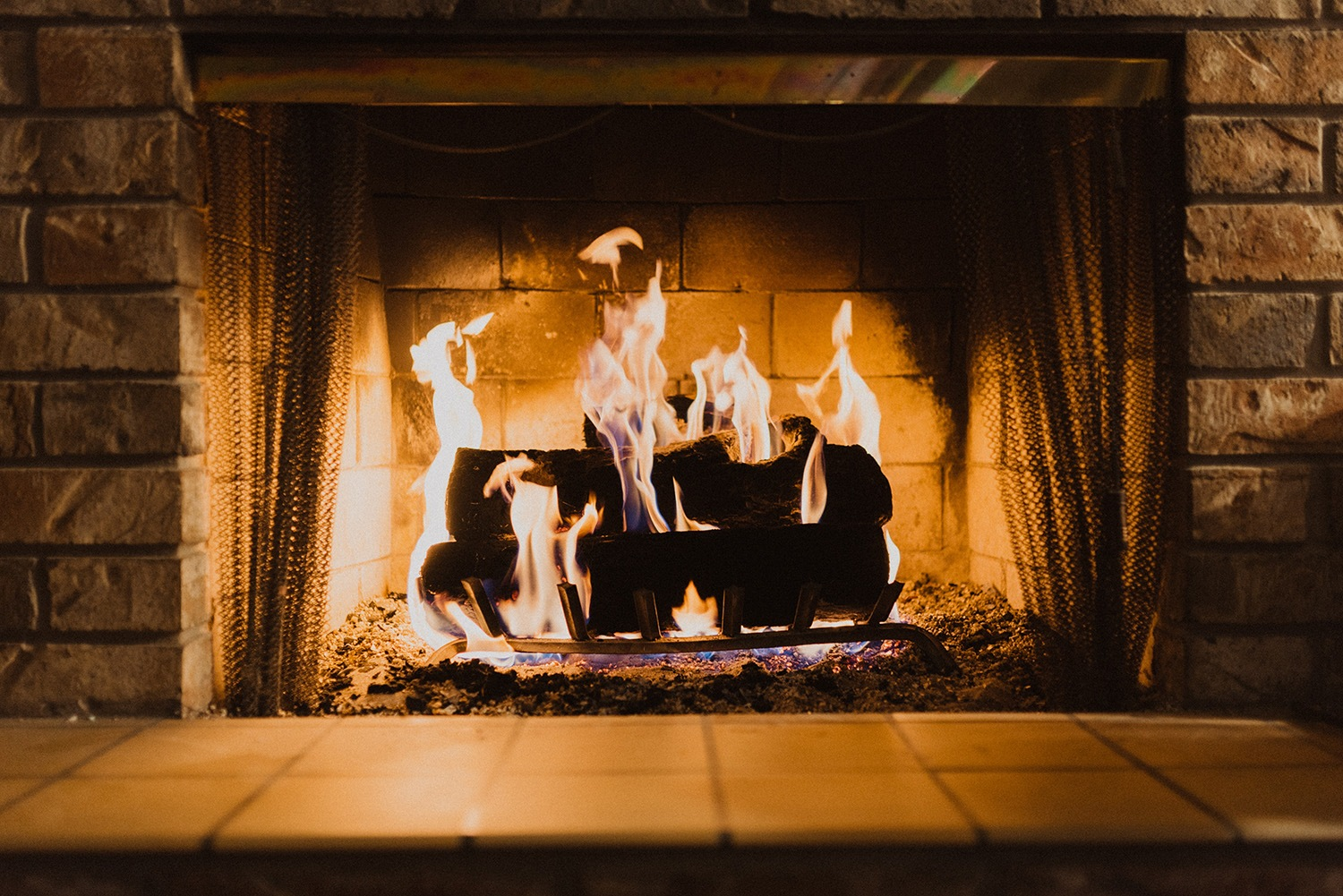 Indoor Fire